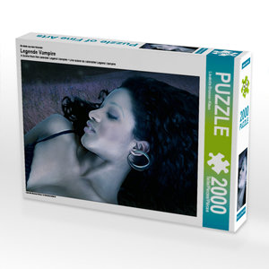 CALVENDO Puzzle Legende Vampire 2000 Teile Lege-Größe 90 x 67 cm