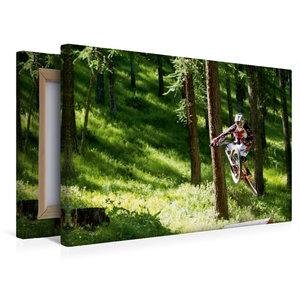 Premium Textil-Leinwand 45 cm x 30 cm quer Tabletop