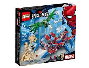 LEGO® Spider-Man 76114 - Spinnenkrabbler