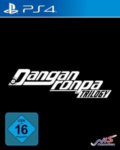 Danganronpa Trilogy (PlayStation PS4)