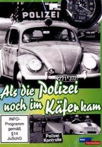 Als die Polizei noch im Käfer kam, 1 DVD