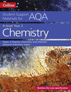 AQA A Level Chemistry Year 2 Paper 2