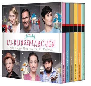 Eltern family - Lieblingsmärchen - Box