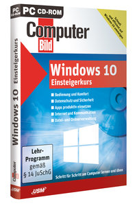 ComputerBild: Windows 10 - Einsteigerkurs
