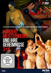Hundert Meisterwerke und ihre Geheimnisse. Tl.3/4, 2 DVDs
