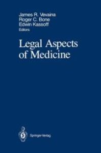 Legal Aspects of Medicine