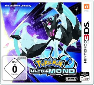 Nintendo 3DS Pokémon Ultramond