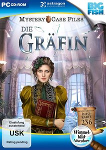 BIG FISH: Mystery Case Files: Die Gräfin (Wimmelbild-Spiel)