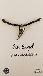 Glücksboten Armband Ein Engel 6