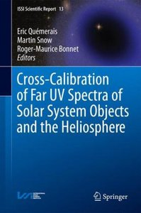 Cross-Calibration of Far UV Spectra of Solar System Objects and
