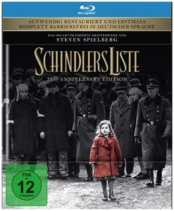 Schindlers Liste-25th Anniversary Edition