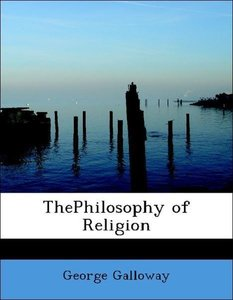 ThePhilosophy of Religion