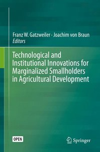 Technological and Institutional Innovations for Marginalized Sma