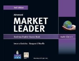 Market Leader Advanced Coursebook 2 Audio CDs