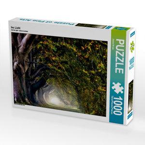 Ins Licht 1000 Teile Puzzle quer