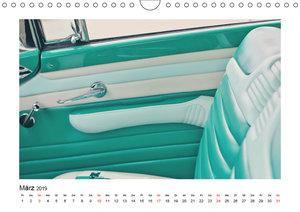 Vintage Cars (Wandkalender 2019 DIN A4 quer)