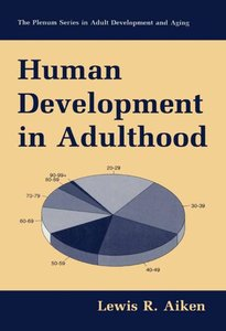 Human Development in Adulthood