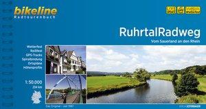 Bikeline Radtourenbuch Ruhrtal Radweg