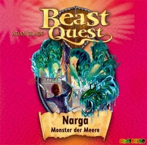 Beast Quest 15. Narga, Monster der Meere