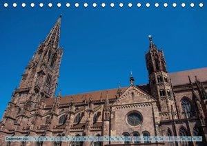 Freiburg im Breisgau - Die Schwarzwaldmetropole (Tischkalender 2