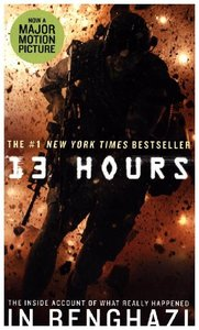 13 Hours. Film Tie-In