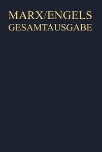 Gesamtausgabe (MEGA), BAND 27, Friedrich Engels: Herrn Eugen Düh
