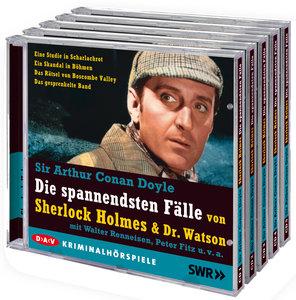Die spannendsten Fälle von Sherlock Holmes & Dr. Watson