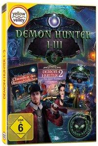 Yellow Valley: Demon Hunter 1-3 (Wimmelbild-Spiel)