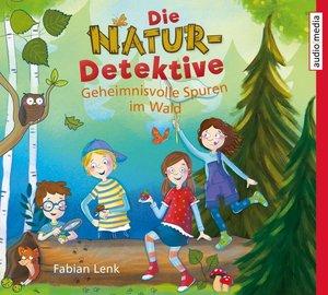 Die Natur-Detektive, 1 Audio-CD