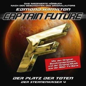 Captain Future - Der Sternenkaiser: Der Platz der Toten, 1 Audio