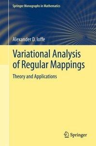 Variational Analysis of Regular Mappings