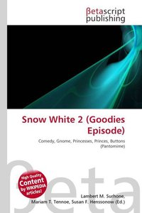 Snow White 2 (Goodies Episode)