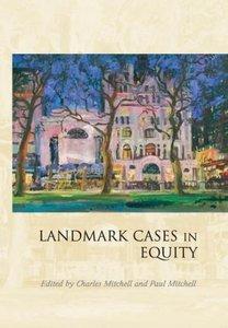 Landmark Cases in Equity