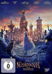 Der Nussknacker und die vier Reiche, 1 DVD