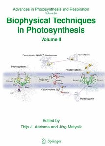 Biophysical Techniques in Photosynthesis 2