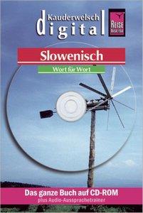 Slowenisch Wort für Wort. Kauderwelsch digital. CD-ROM für Windo
