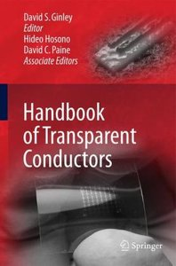 Handbook of Transparent Conductors