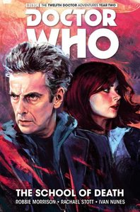 Doctor Who: The Twelfth Doctor Vol. 01