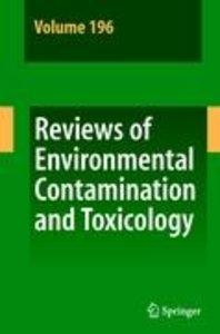 Reviews of Environmental Contamination and Toxicology 196