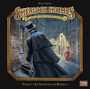 Sherlock Holmes - Folge 01. Im Schatten des Rippers