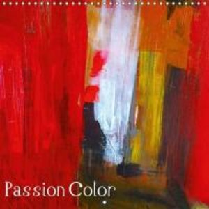 passion color (Wall Calendar 2015 300 × 300 mm Square)