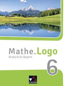 Mathe.Logo Realschule Bayern 6 - neu