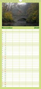 Krefelder Landschaften - Familienplaner hoch (Wandkalender 2020