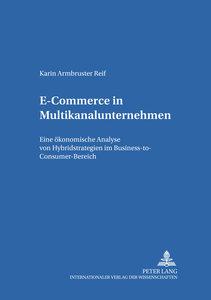 E-Commerce in Multikanalunternehmen