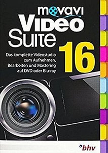 movavi Video Suite, 1 DVD-ROM
