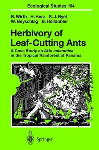 Herbivory of Leaf-Cutting Ants