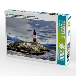 Faro Les Eclaireurs-Leuchtturm am Ende der Welt 2000 Teile Puzzl