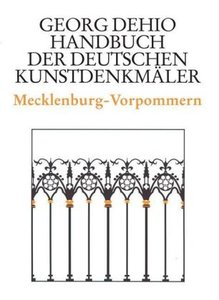 Handbuch der Deutschen Kunstdenkmäler. Mecklenburg-Vorpommern