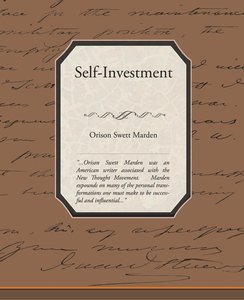 Self-Investment
