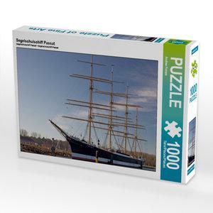 Segelschulschiff Passat 1000 Teile Puzzle quer